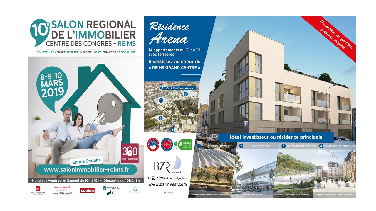 SALON DE L'IMMOBILIER 2019
