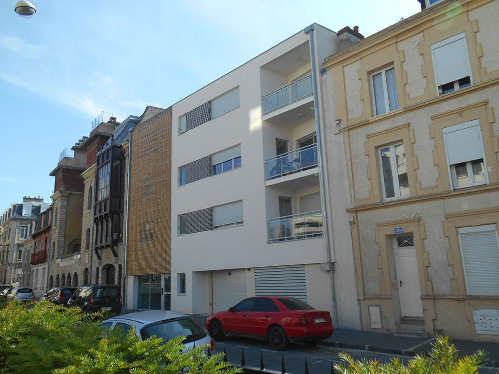 Reims - Résidence Montoison